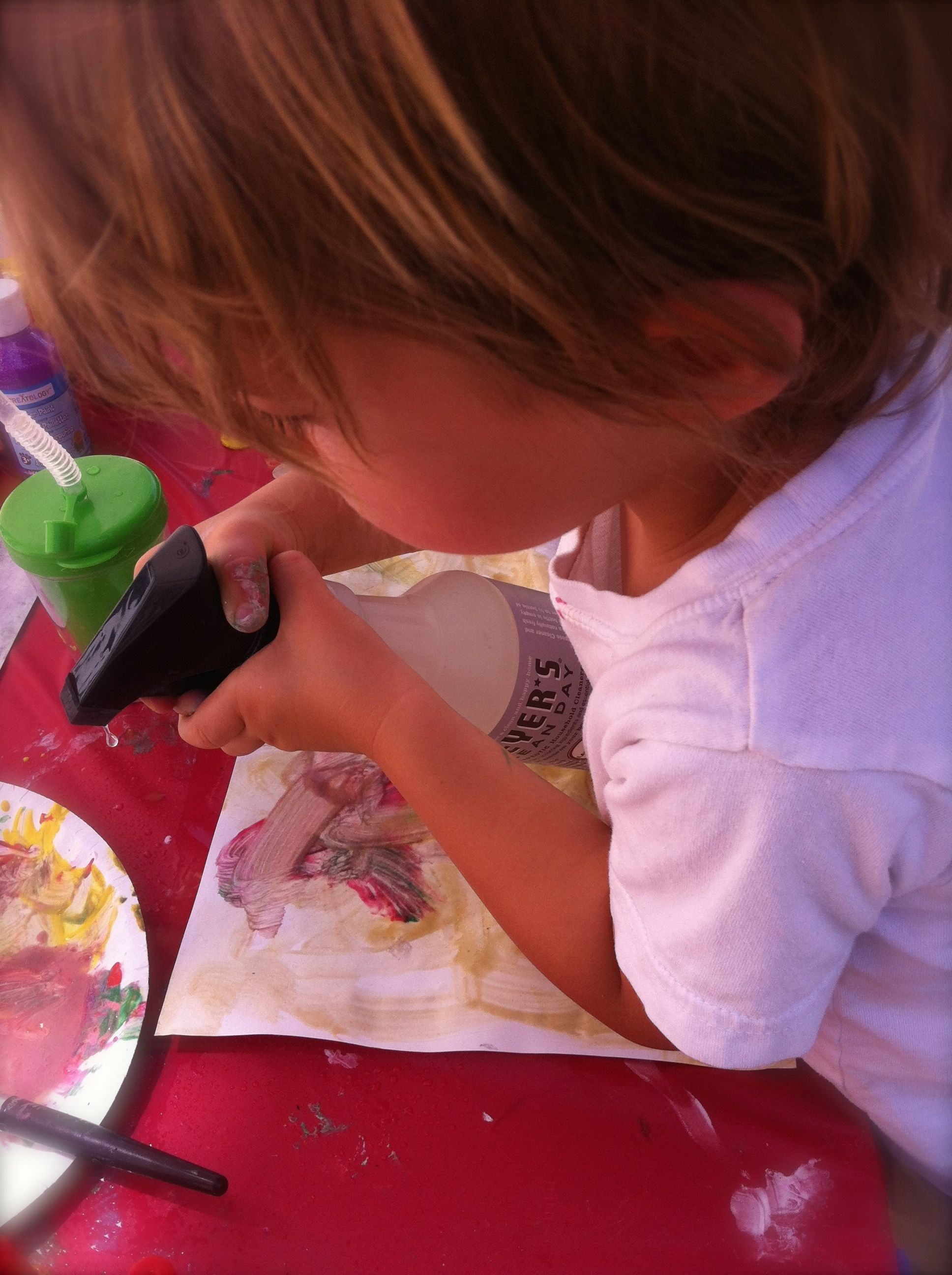 How To Make Spray Paint Food Safe