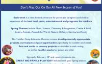 Spring Toddler Camp Open For Registration!